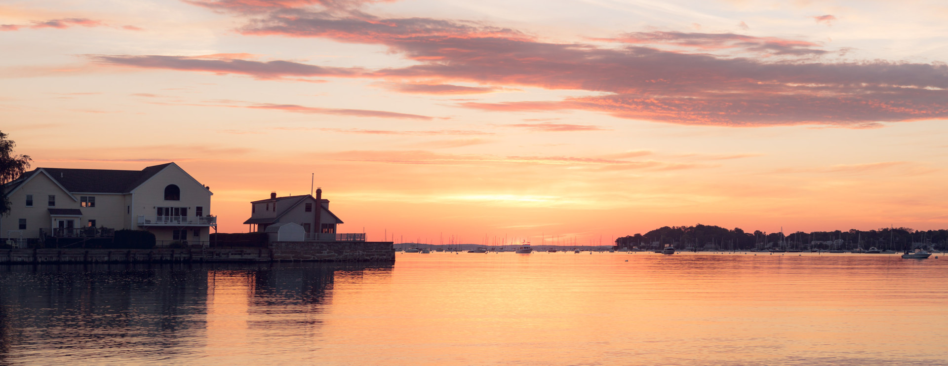 Good Morning Harbor, Salem MA | Christina Minniti Photography