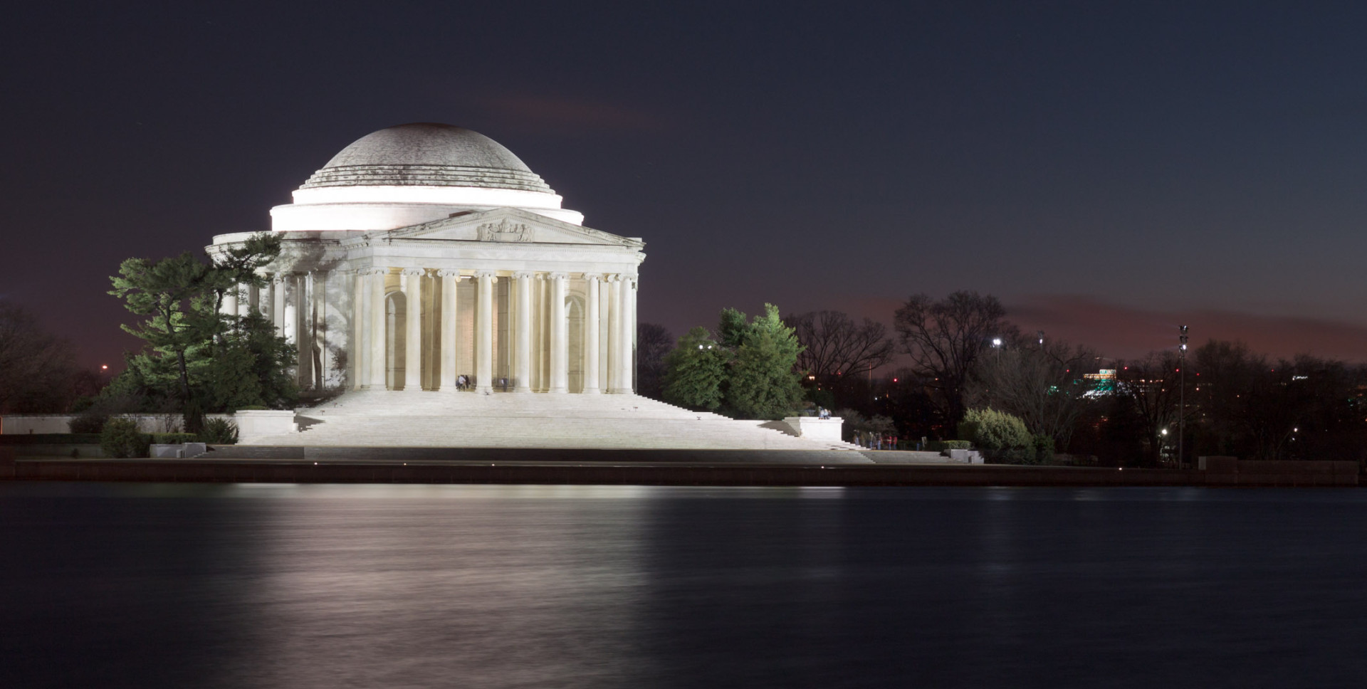 Thomas Jefferson Memorial, Washington D.C. | Christina Minniti Photography